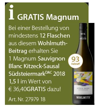 Gratis-Magnum Wohlmuth
