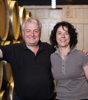 Joachim und Silvia Heger, Weingut Dr. Heger