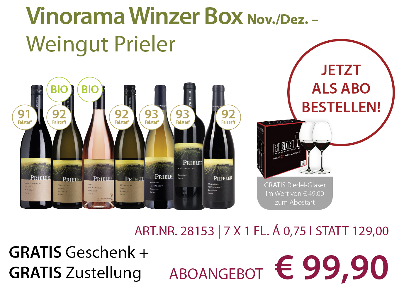 Vinorama Winzer Box Abo