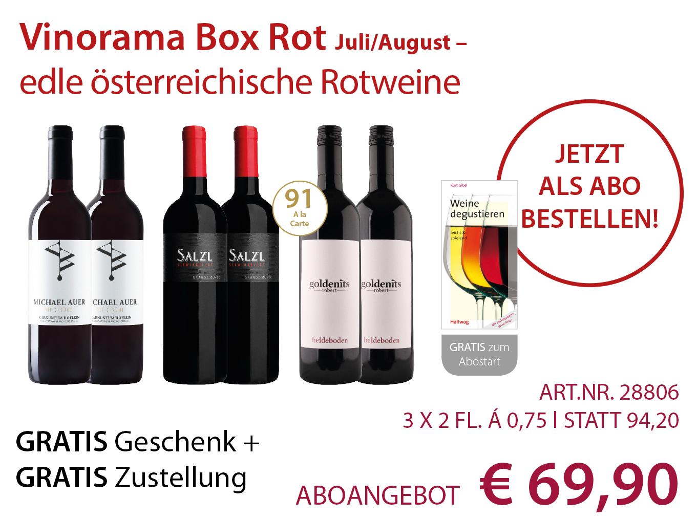 Vinorama Box Rot Abo
