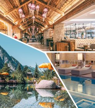Wellnessresidenz Alpenrose & Alpine boutique Lodge Cocoon