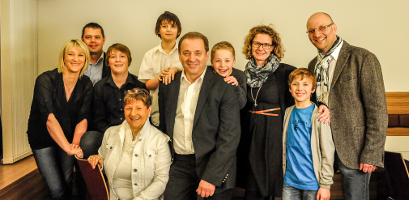Weingut Gager - Familie Gager