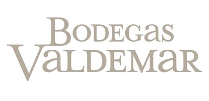 Das Logo der Bodegas Valdemar