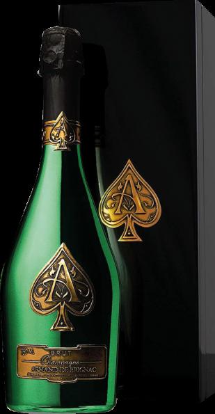 Armand de Brignac Brut Green Bottle