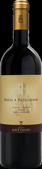 Badia à Passignano Chianti Classico DOCG Riserva 2007