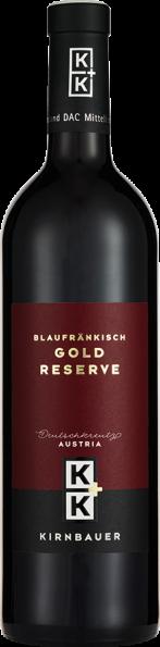 Blaufränkisch Mittelburgenland DAC Gold Reserve 2016