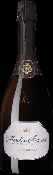 Cuvée Royale Brut Franciacorta DOCG