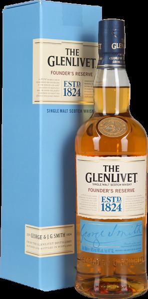 Founder's Reserve Single Malt Scotch Whisky