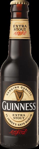 Guinness Extra Stout 24er-Karton