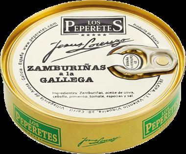 Jakobsmuscheln in Galizischer Sauce