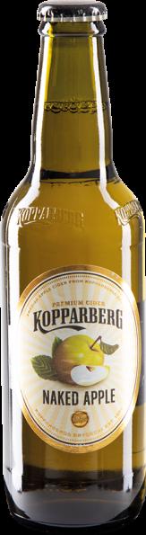 Kopparberg Cider Naked Apple 24er-Karton