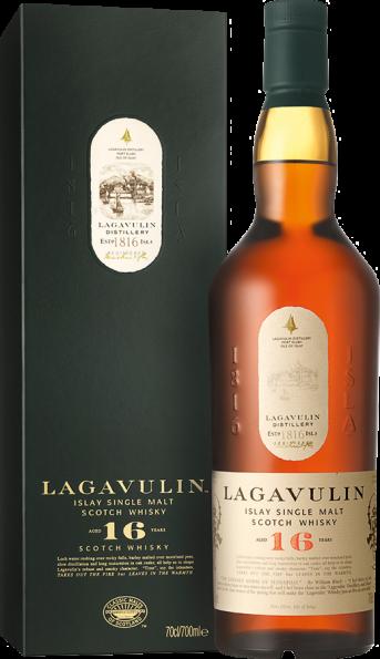Lagavulin Islay Single Malt Scotch Whisky 16 Years