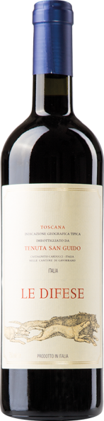 Le Difese Toscana IGT 2017