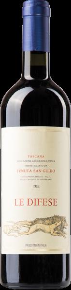 Le Difese Toscana IGT 2018