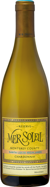 Mer Soleil Chardonnay Reserve 2014