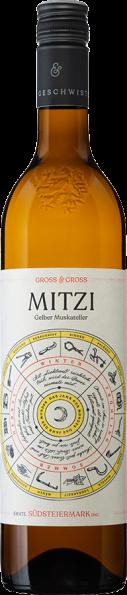 Mitzi Gelber Muskateller Südsteiermark DAC 2018