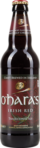 O'Haras Irish Red Ale 12er-Karton