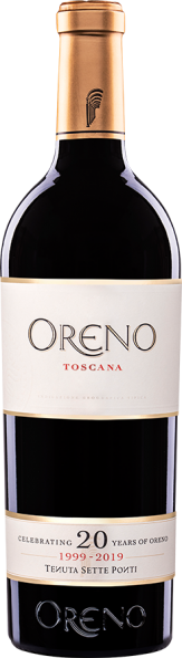Oreno Toscana IGT 2018