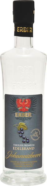 Premium Schwarzer Johannisbeer Edelbrand