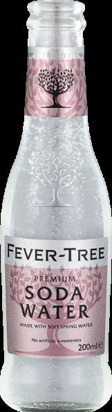Premium Spring Soda Water 24er-Karton