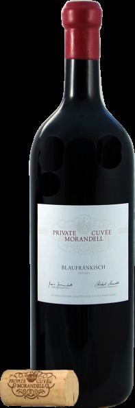 Private Cuvée Morandell Doppelmagnum 2015