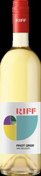 Riff Pinot Grigio delle Venezie IGT 2017