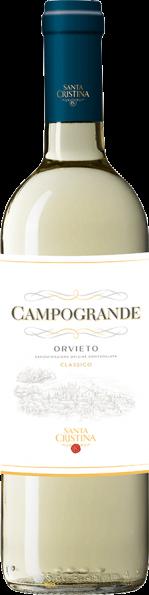 Santa Cristina Campogrande Orvieto Classico DOC 2017
