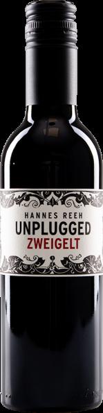Zweigelt Unplugged Halbflasche 2019