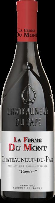 """La Ferme Du Mont """"Côtes Capelan"""" - Châteauneuf-du-Pape 2016"""