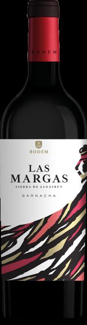 Las Margas Garnacha Cariñena DOP 2017