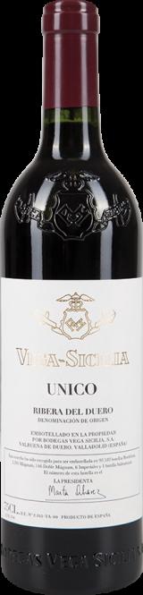 Vega Sicilia Unico Ribera del Duero DO 2006
