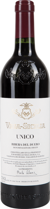 Vega Sicilia Unico, Ribera del Duero DO 2008
