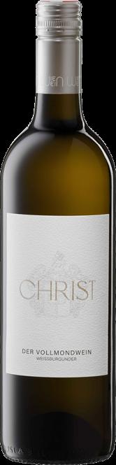 Weißburgunder Der Vollmondwein 2018