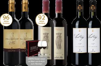 "Abo ""Vinorama Premium Box"" 10-11/2020 - jederzeit kündbar"