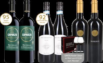 "Abo ""Vinorama Premium Box"" 12/2020-01/2021 - jederzt kündbar"