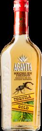 Agavita Tequila Gold 38°