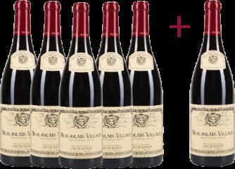 """Beaujolais-Villages 2018"" 5+1 GRATIS Paket"