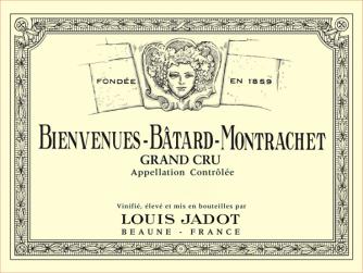 Bienvenues-Bâtard-Montrachet Grand Cru 2015