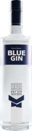 Blue Gin Halbflasche