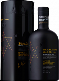 Bruichladdich Black Art Edition