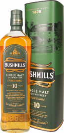 Bushmills Single Malt Irish Whiskey 10 Years