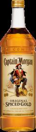 Captain Morgan Original Spiced Gold Rum Großflasche
