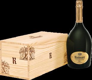 """Champagne """"R"""" de Ruinart Brut Jeroboam"""