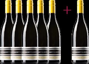 """Chardonnay Classic 2018"" 5+1 GRATIS Paket"