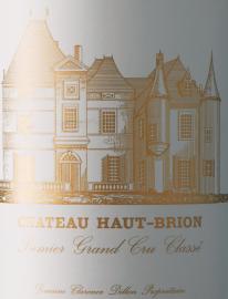 CHÂTEAU HAUT-BRION 1er Grand Cru Classé 2017
