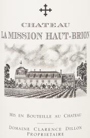 CHÂTEAU LA MISSION HAUT-BRION Grand Cru Classé 2017