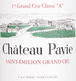 CHÂTEAU PAVIE 1er Grand Cru Classé A 2020