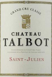 Château Talbot - Grand Cru Classé 2016