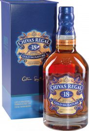 Chivas Regal Blended Scotch Whisky 18 Years