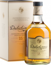 Dalwhinnie Highland Single Malt Scotch Whisky 15 Years